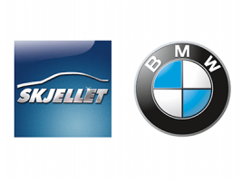 BMW Skjellet